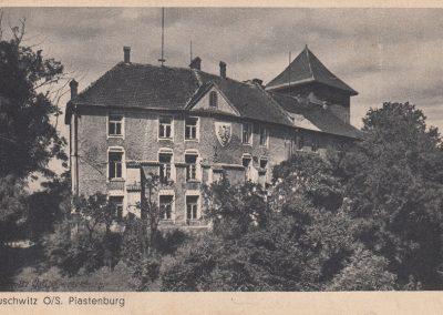 zamek oswiecim-ze zbiorów pana K. Trzońskiego