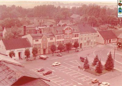 Zdjęcia wykonane z okazji 600-lecia nadania praw miejskich w 1987 roku. Zdjęcia odzyskano z archiwów KWK Piast. Zbiory M. Łyczkowska