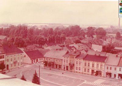 Zdjęcia wykonane z okazji 600-lecia nadania praw miejskich w 1987 roku. Zdjęcia odzyskano z archiwów KWK Piast. Zbiory M. Łyczkowska1