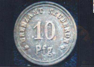 101.Nowobieruńska moneta
