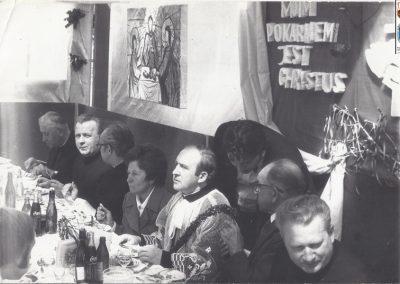 107.Prymicje ks. Sylwestra Niesyto 17.04.1977 r
