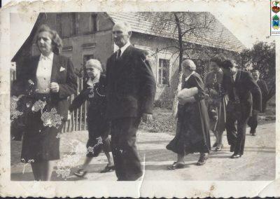 132.1961 r. - ówczesny dom Franciszka Matrosa w Czarnuchowicach