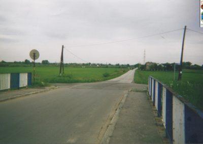 134.Stary mostek nad potokiem Goławieckim do Czarnuchowic