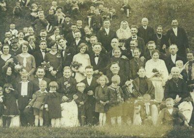 140.Wesele u Pawełczyków 19 maja 1930 r