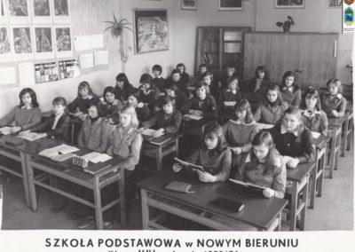 1.Szkoła Podstawowa w Nowym Bieruniu
