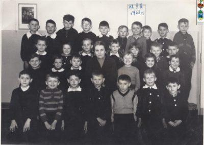 10. Kl IIb - 1963 r