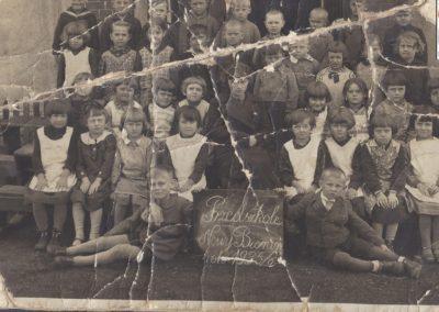 13.Przedszkole w starej szkole z 1898 r