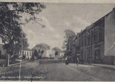2. Pocztówka z Bierunia Nowego, wysłana w 24.08.1942 r