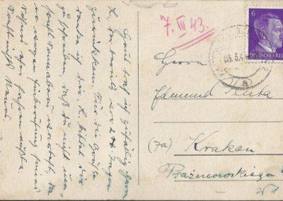 8.a. Pocztówka z Bierunia Nowego