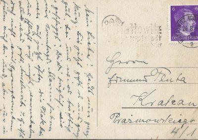 9.a. Pocztówka z Bierunia Nowego