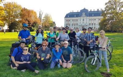 Finałowa rowerowa Niedziela z Porąbkiem