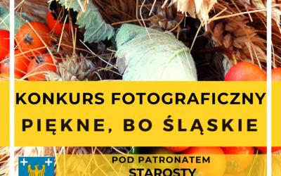 Konkurs fotograficzny Pięknie bo Śląskie